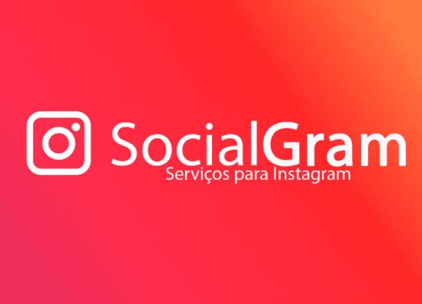 Socialgram Seguidores no Instagram Reais e Brasileiros