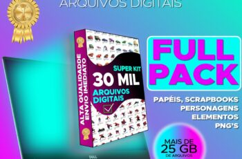 Super Kit - Arquivos Digitais