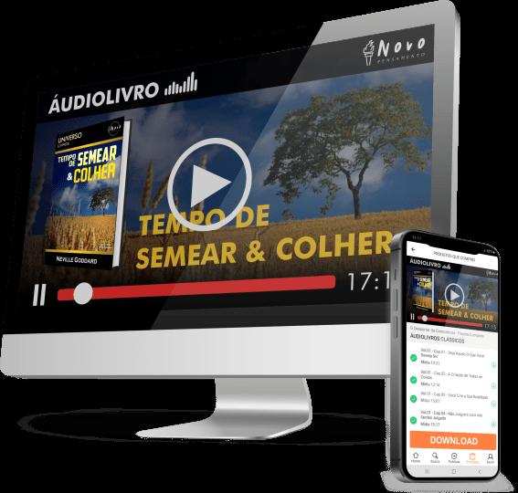 Tempo de Semear e Colher - Audiobook Neville Goddard