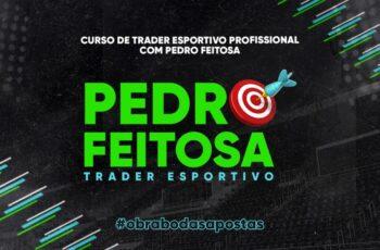 Trader Esportivo Profissional Pedro Feitosa