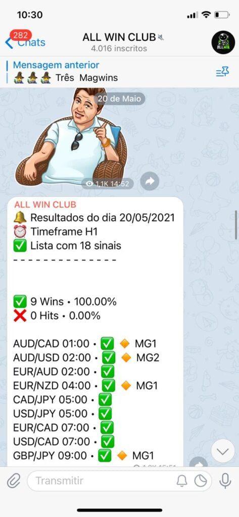 All Win Club