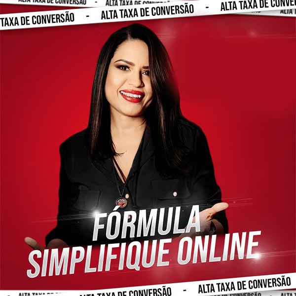 Fórmula Simplifique Online - Expert