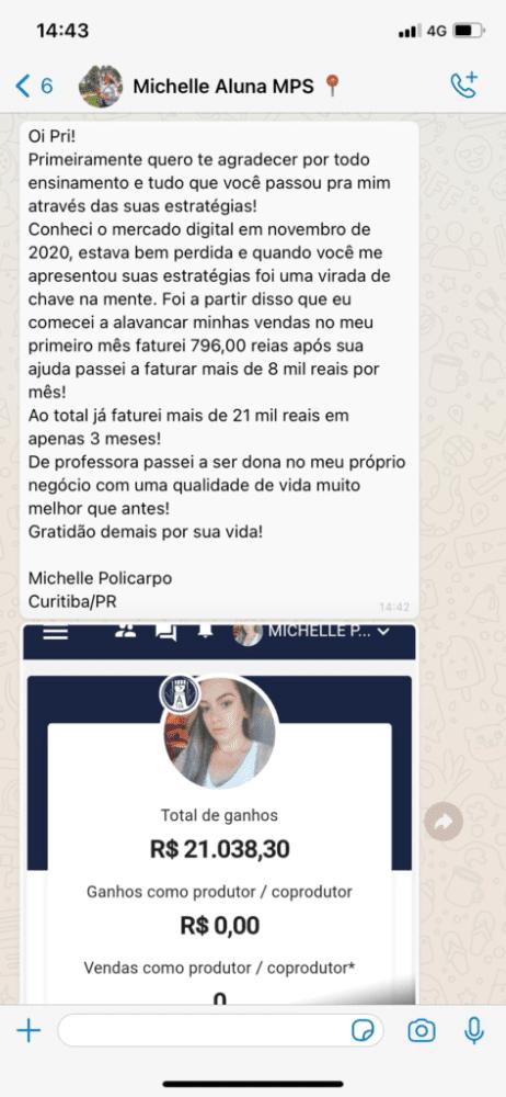 Método Priscila Serrano é confiável