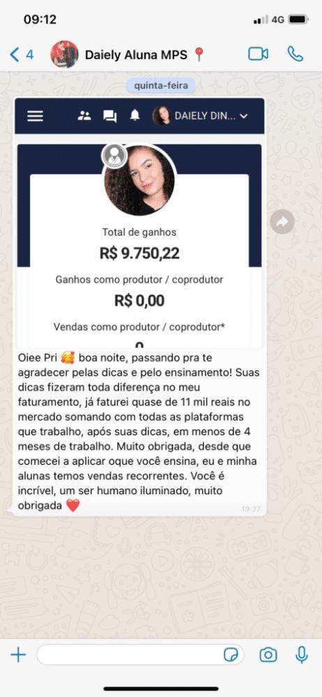 Método Priscila Serrano vale a pena