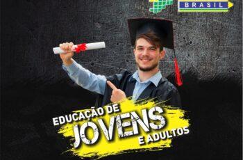 Supletivo Online - Educação de Jovens Adultos - EJA - Ensino Fundamental e ou Ensino Médio Completo