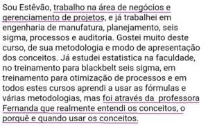 Curso Prof. Fernanda Maciel