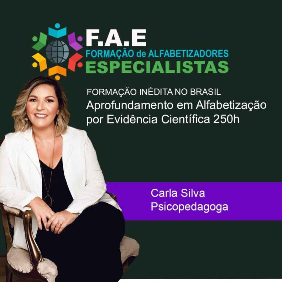 FAE - Formação de Alfabetizador Especialista