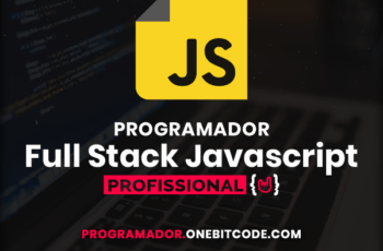 Programador Full Stack JavaScript Profissional